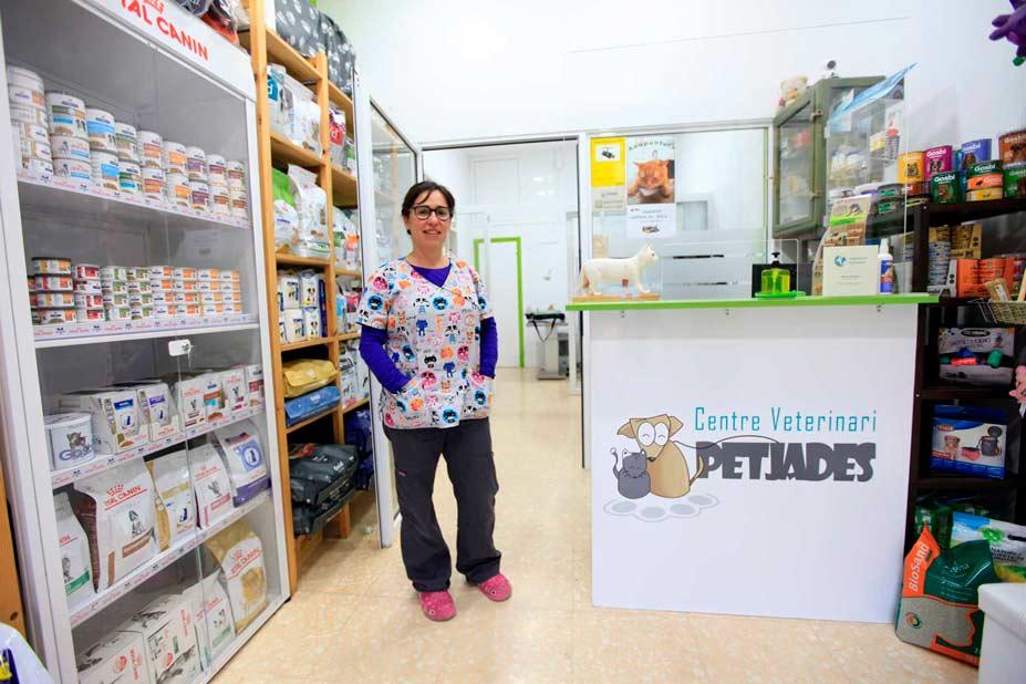 Cecilia-en-el-Centro-Veterinari-Petjades-de-Barcelona