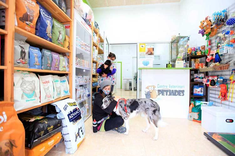 centro-veterinario-Petjades-en-Barcelona-trato-familiar