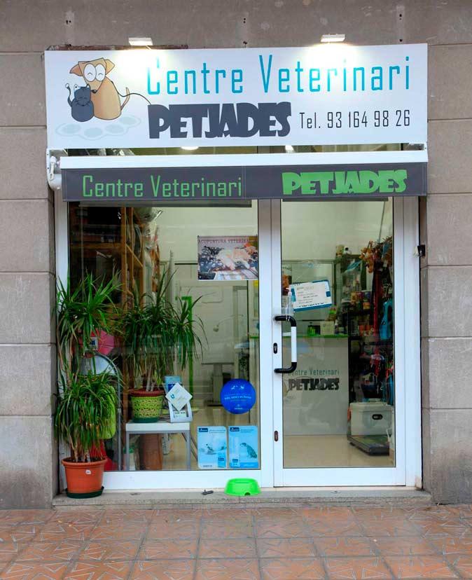 centro-veterinario-Petjades-en-el-Clot-Barcelona